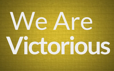 Wearevictorious